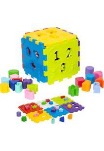 Cubo Didático Mercotoys Ref: 403