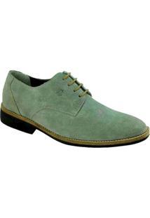 Sapato Social Sandro & Co Masculino - Masculino-Verde