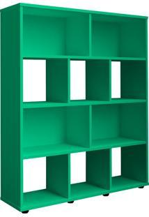 Estante Book - Artely Turquesa