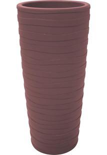 Vaso De Plástico Grego Tramontina 92780109 Basic 36Cm 63,5 Litros
