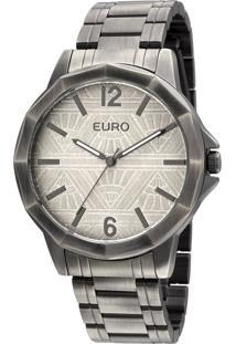 Relógio Feminino Antique Eu2036Jk/3K - Prata