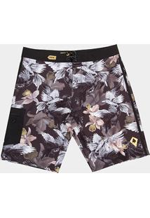 Bermuda Mcd Crows Eye Masculina - Masculino