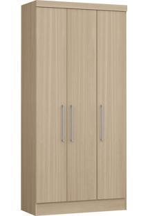 Modulo Com 3 Portas E 2 Gavetas Infinity 3830A-Castro Móveis - Nogueira