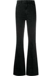 J Brand Calça Jeans Bootcut Runway - Preto