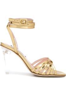 Leandra Medine - Dourado