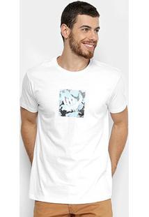 Camiseta Hang Loose Silk Logocamo Masculina - Masculino