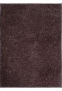 Tapete Classic- Marrom Escuro- 200X150Cm- Oasisoasis