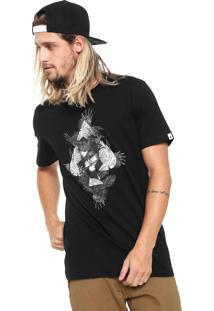 Camiseta Mcd The Crows Preta