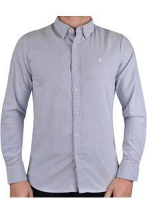 Camisa Volcom Oxford Stretch Ii Masculina - Masculino
