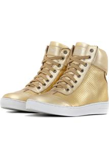 Sneaker K3 Fitness Sassy Gold