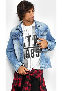 Camiseta Kohmar Street Masculina - Masculino-Mescla Claro