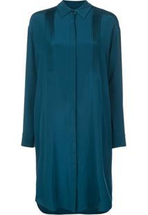Dvf Diane Von Furstenberg Chemise Aliana - Azul