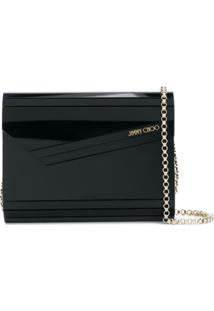 Jimmy Choo Clutch 'Candy' - Preto