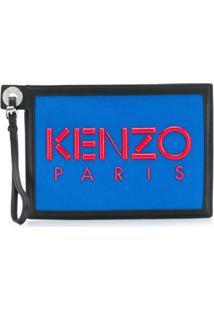 Kenzo Clutch 'Kenzo Paris' - Preto