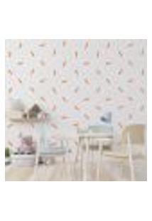 Adesivo Decorativo De Parede - Kit Com 100 Linhas - 010Kab09