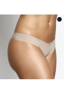 Kit De Calcinhas Fio Dental InvisãVeis- Nude & Pretohope