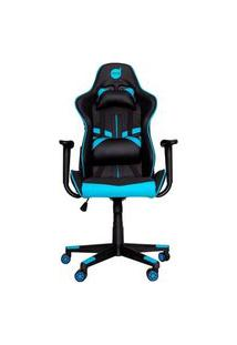 Cadeira Gamer Dazz Prime-X, Black Blue - 62000010