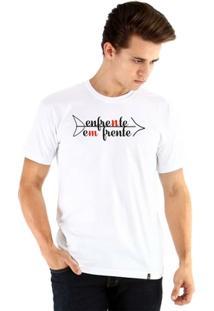 Camiseta Ouroboros Manga Curta Enfrente! - Masculino