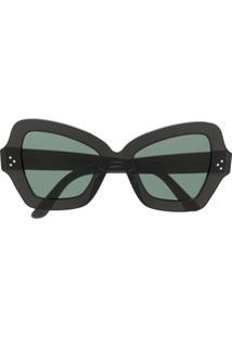 8fc0e6f42abfa Óculos De Sol Borboleta De Sol feminino   Shoelover