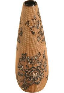 Vaso Decorativo De Porcelana Ancara
