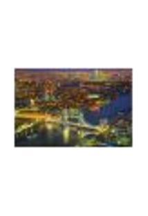 Painel Adesivo De Parede - Londres - 400Pn-G