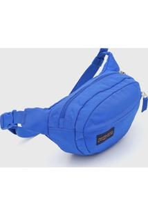 Pochete Jansport Fifht Avenue Azul