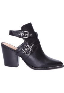 Sapato Feminino Caseina - Preto