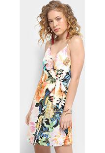 87f8c51d9 ... Vestido Farm Estampado Maxi Floral - Feminino-Estampado