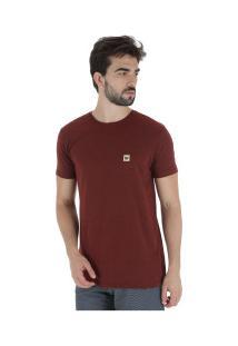 Camiseta Hang Loose Classic - Masculina - Vinho