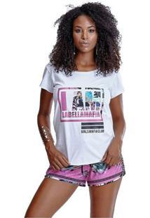 Camiseta Labellamafia Resort Morning Branco