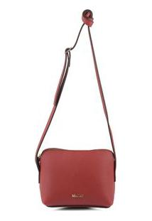 Bolsa Tiracolo Basic Vermelho - Vermelho/Un