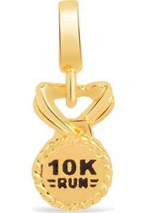 Pingente Life Medalha 10K Run