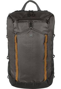 Mochila Para Laptop Compact- Cinza Escuro & Amarelo Escuvictorinox