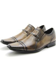 Sapato Perlatto 3582 Up Tostado