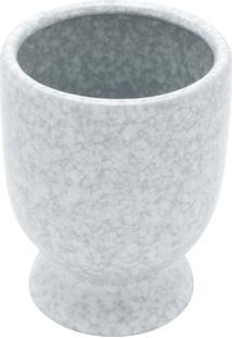 Vaso Decorativo De Cerâmica Nuccia