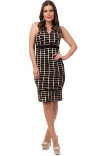 9c394bfd1 Vestido Dia A Dia Mame feminino