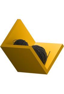 Livreiro Entardecer Amarelo Estilare