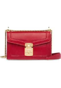 Miu Miu Bolsa Estampada 'Miu Confidential' - Vermelho
