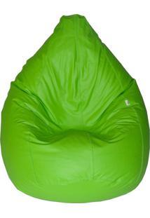 Puff Perinha Pop Verde