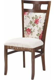 Cadeira Génova - Floral - Tommy Design