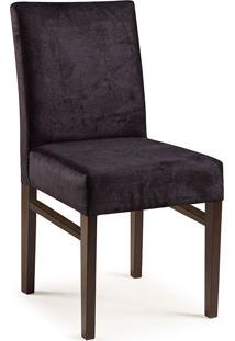 Cadeira Sem Espaldar Nice 6103-Monte Carlo - Castanho