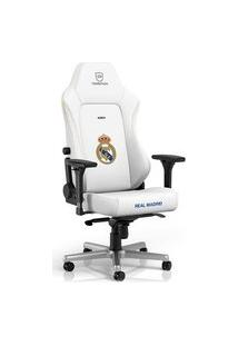 Cadeira Gamer Noblechairs Hero, Real Madrid Edition - Nbl-Hro-Pu-Rmd