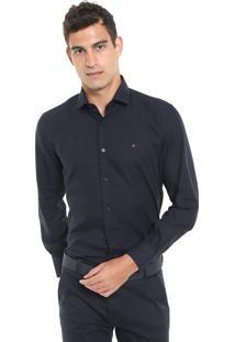 Camisa Aramis Reta Sorrento Azul