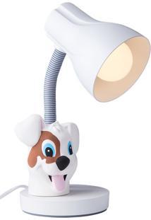 Luminária Infantil Dog - Startec - Branco