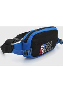 Pochete Vans Aliso Ii Hip Pack Azul