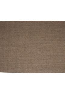Tapete Natural Quadrado Sisal (250X250Cm) Camelo
