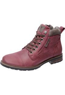 Bota Mega Boots 8008 Vinho