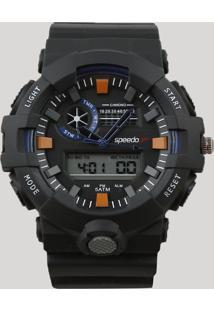 a4d395e5a ... Relógio Digital Speedo Masculino - 81181G0Evnp1 Preto - Único