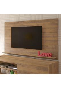 Painel Para Tv 42 Polegadas Slim Pinho 180 Cm