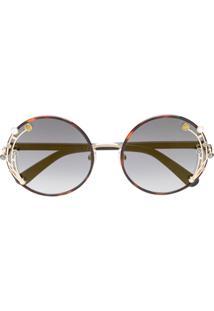 35a6f8877 Óculos De Sol Jimmy Choo Marrom feminino   Gostei e agora?